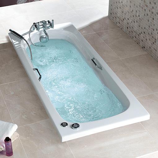 hydromassage bathtub denver   classic style   awal bath systems