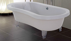 Hydromassage Bathtubs Elegant Style Awal Bath Systems